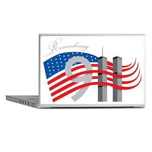 Remembering 911 Laptop Skin
