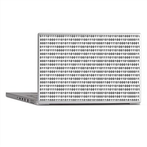 Binary Code 101 Laptop Skins