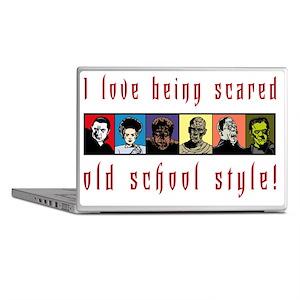 oldSchoolLight Laptop Skins