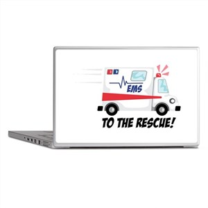 To The Rescue! Laptop Skins