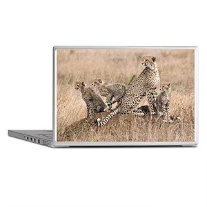 Cheetah Family Laptop Skins