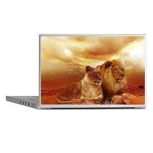 Lion Laptop Skins
