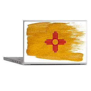 New Mexico Flag Laptop Skins