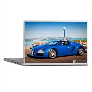 Bugatti5 Laptop Skins