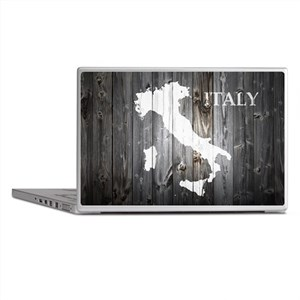 Italy Map Laptop Skins