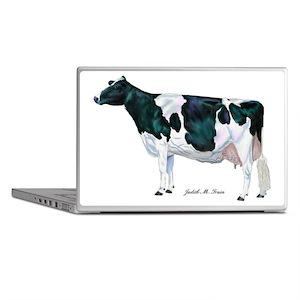 Holstein Cow Laptop Skins