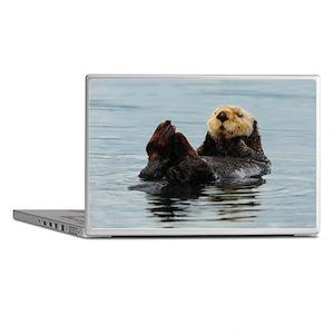 385x245_wallpeel_otter_2 Laptop Skins