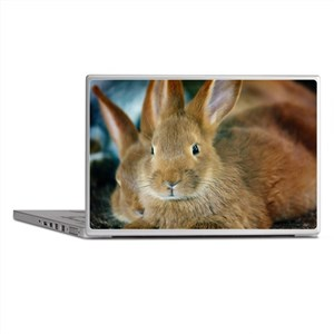 Animal Bunny Cute Ears Easter Laptop Skins