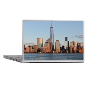 New York City Skyline Laptop Skins