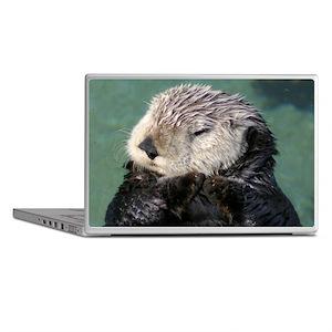 Sea Otter Laptop Skins
