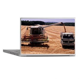 Wheat harvest - Laptop Skins