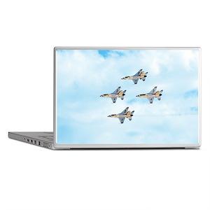 Thunderbirds in Flight Laptop Skins