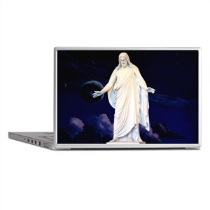 LDS Christus Laptop Skins