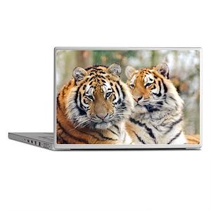 Tigers Laptop Skins
