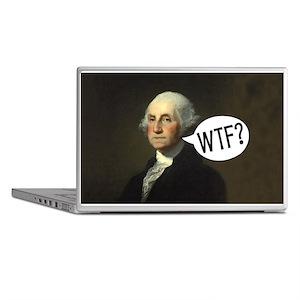 George WTF Laptop Skins