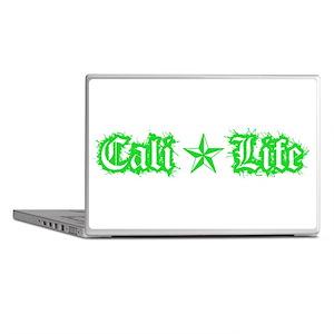 cali life 1a green Laptop Skins