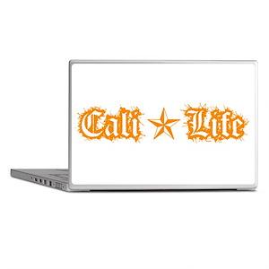 cali life 1a orange Laptop Skins