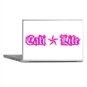 cali life 1a pink Laptop Skins