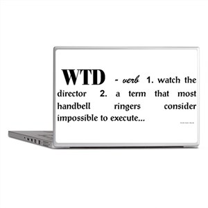 Watch The Director big Laptop Skins