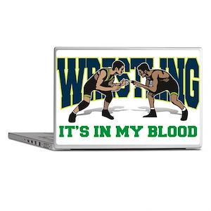 wrestling31light Laptop Skins