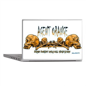 Agent Orange Vietnam Laptop Skins