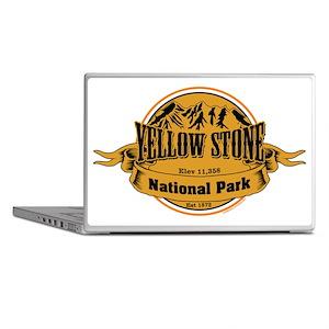 Yellow Stone Wyoming Laptop Skins