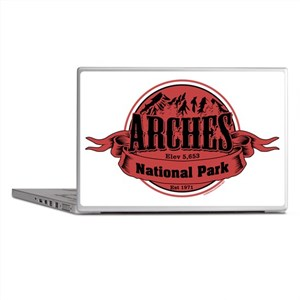 arches 2 Laptop Skins