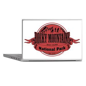 rocky mountains 2 Laptop Skins