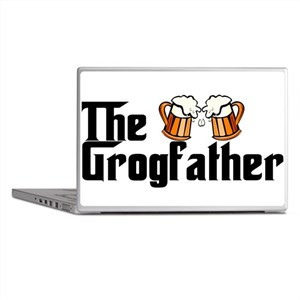 The Grogfather Laptop Skins