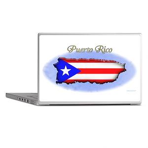 Puerto Rico Laptop Skins