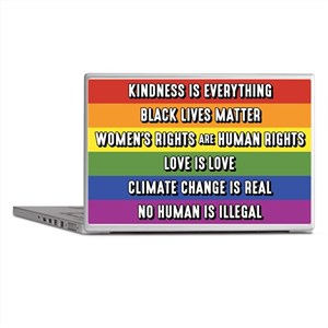 The Truth Laptop Skins