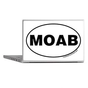 MOAB Laptop Skins