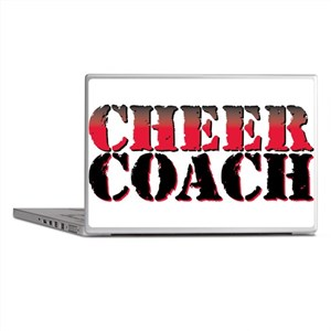 Cheer Coach Laptop Skins