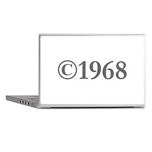 Copyright 1968-Gar gray Laptop Skins