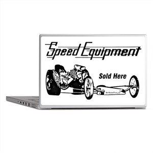 Speed Equipment sold here-1 Laptop Skins
