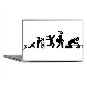 Archaeologist Laptop Skins