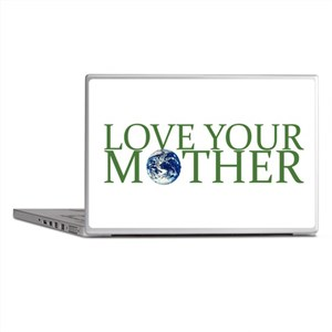 Love Your Mother Laptop Skins