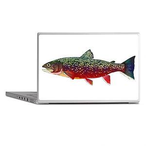 Brook Trout v2 Laptop Skins