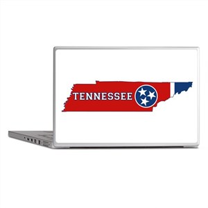 Tennessee Flag Laptop Skins