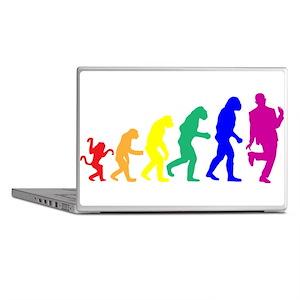 Gay Evolution Laptop Skins