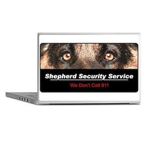 Shepherd Security Service Laptop Skins