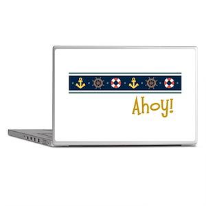 Ahoy Laptop Skins