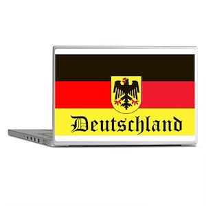 Deutschland Laptop Skins