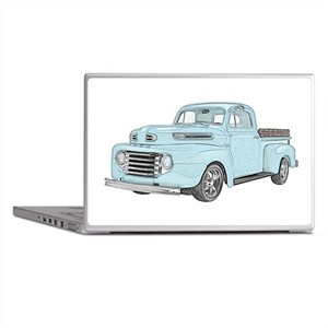 1950 Ford F1 Laptop Skins