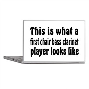 Bass Clarinet Laptop Skins