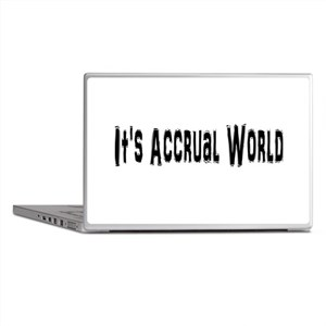 Accural World Laptop Skins