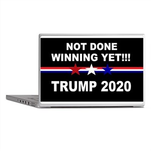 Not done winning yet! Laptop Skins