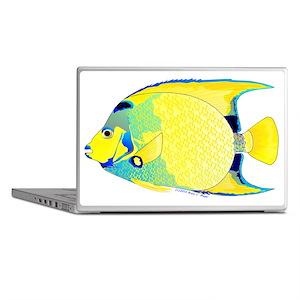 Queen Angelfish v Laptop Skins