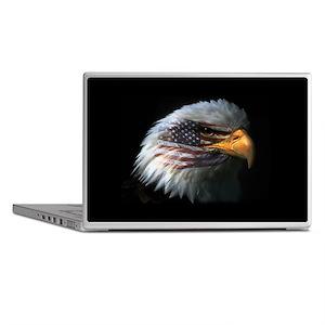 American Flag Eagle Laptop Skins