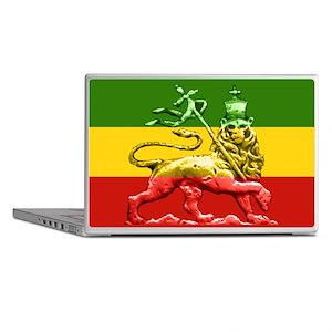 Rasta Reggae Lion of Judah Laptop Skins